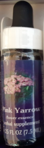 Californische FES Bloesem Remedie PINK YARROW  (Rode duizendblad)